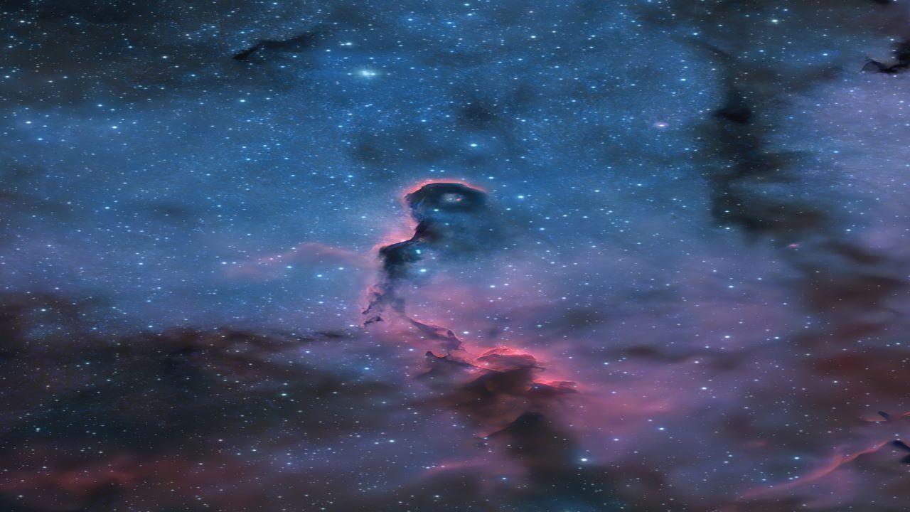سحابی خرطوم فیل — تصویر نجومی روز