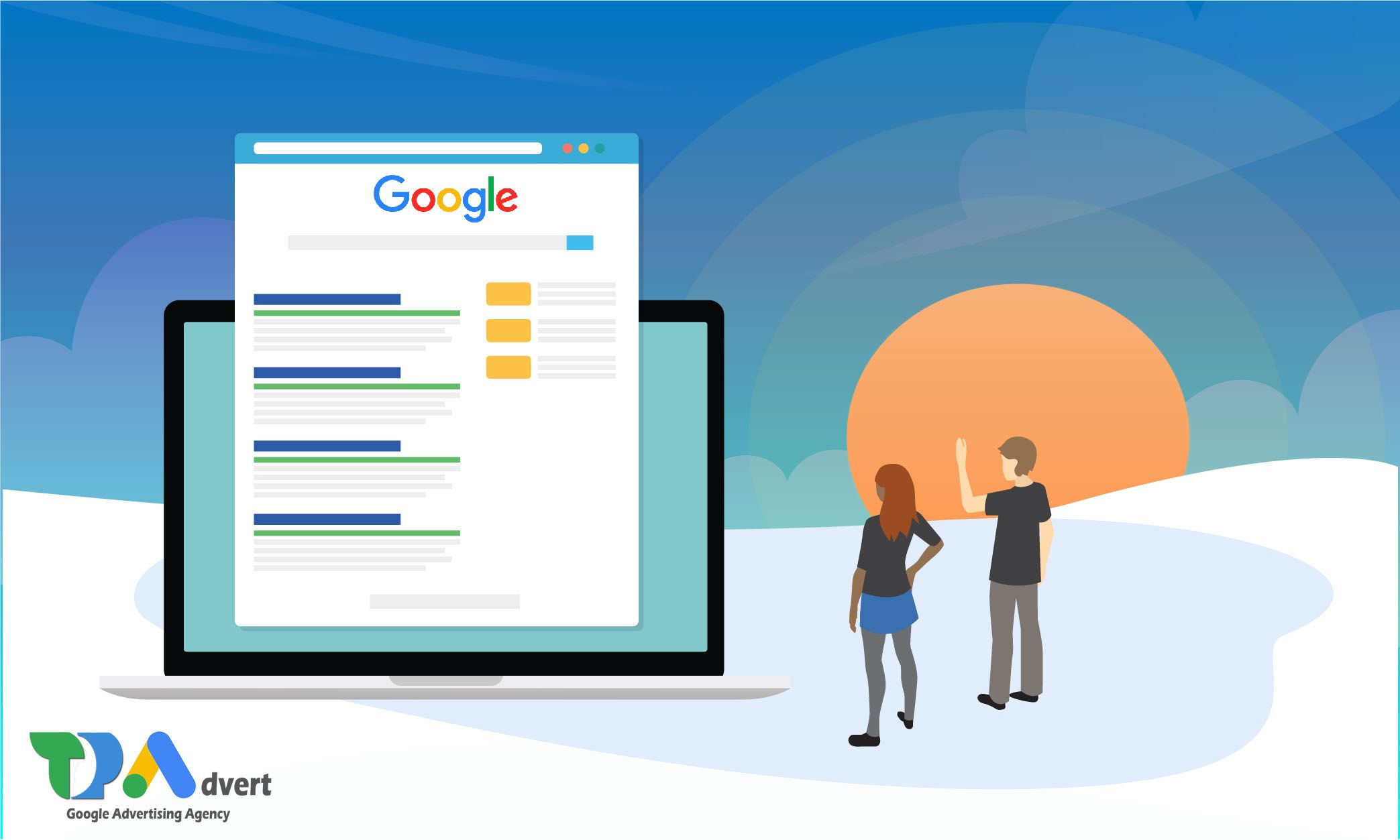 مجری برتر تبلیغات گوگل ادوردز
