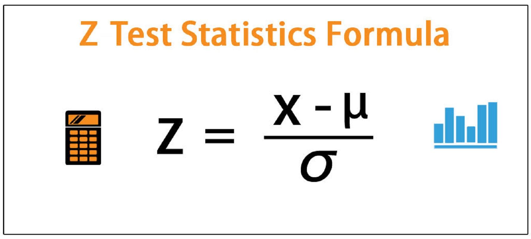 آزمون Z در آمار — به زبان ساده