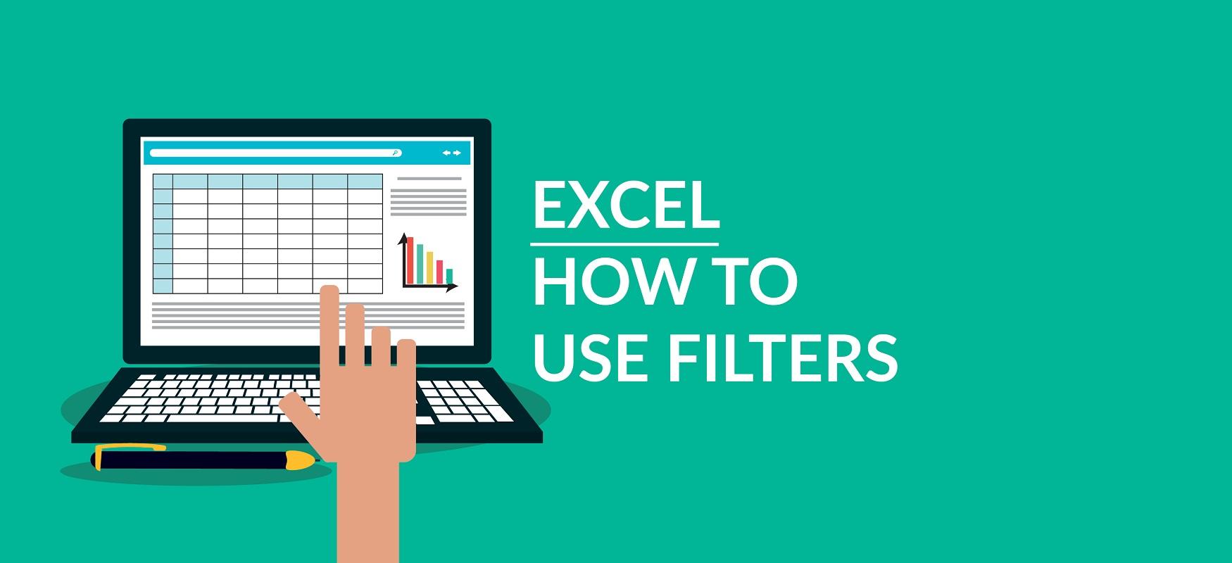 فیلتر در اکسل — راهنمای کاربردی