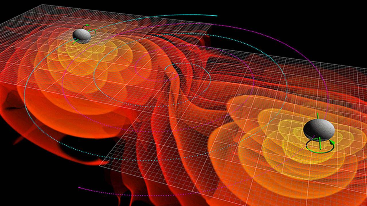 امواج گرانشی — به زبان ساده