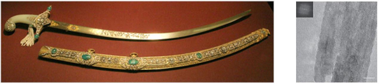شمشیر سابر دمشقی