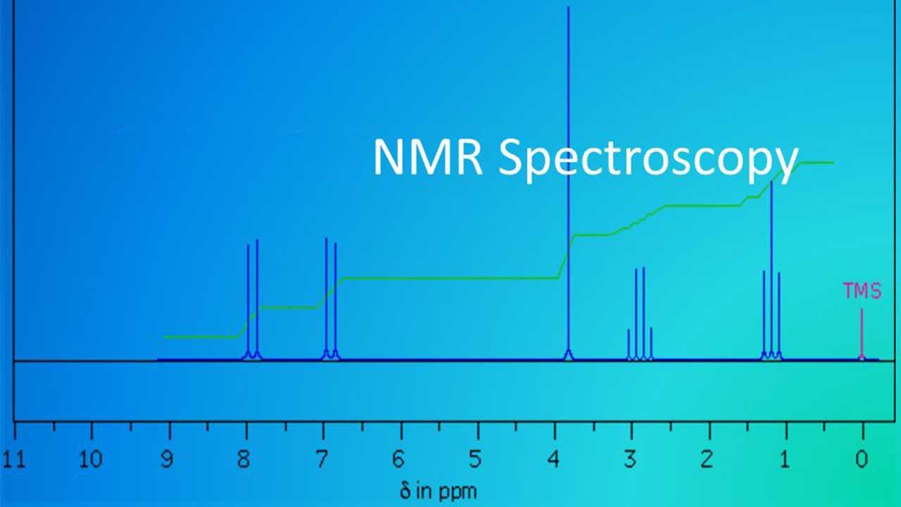 طیف سنجی رزونانس مغناطیسی هسته (NMR) | به زبان ساده