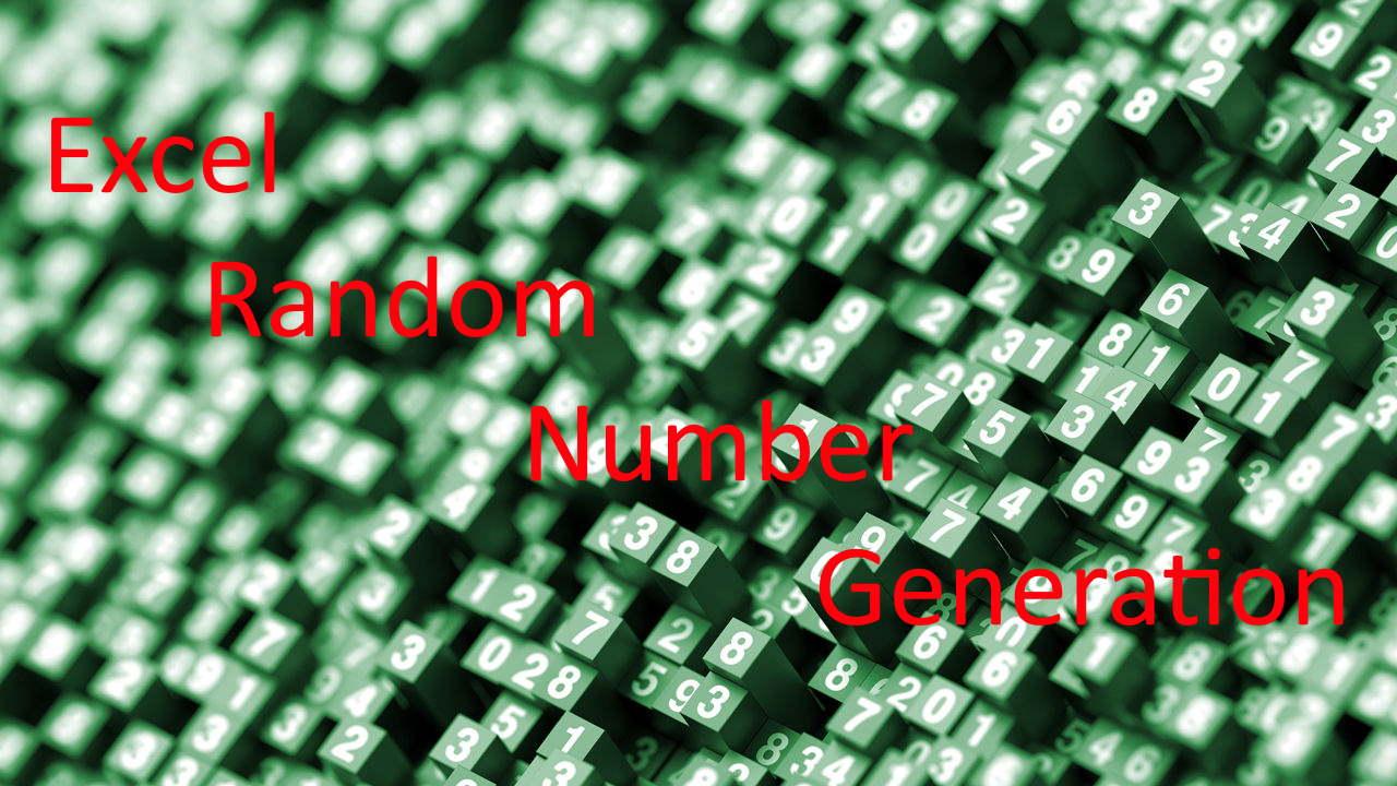عدد تصادفی در اکسل — راهنمای کاربردی