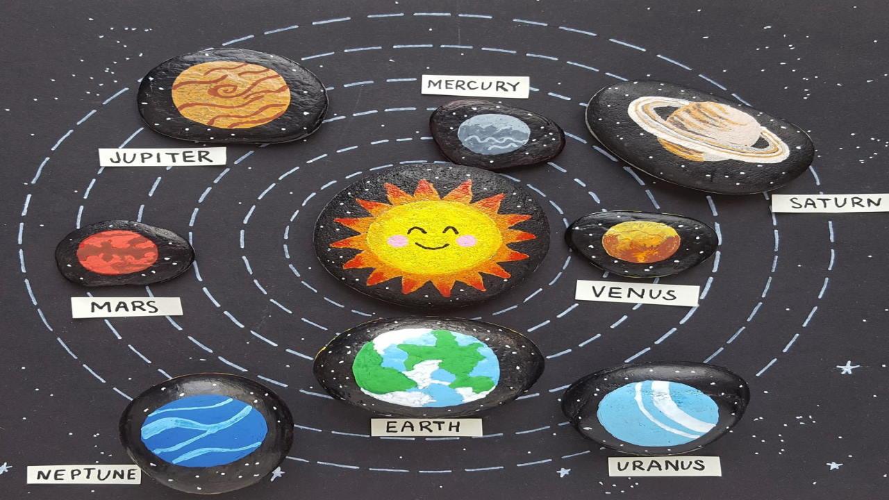 منظومه شمسی چیست — هر آنچه باید بدانید
