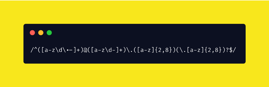 3 ریجکس مفید برای توسعه دهندگان وب