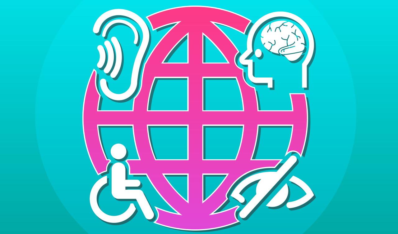 بایدها و نبایدهای اصول طراحی وب برای معلولان و کاربران خاص