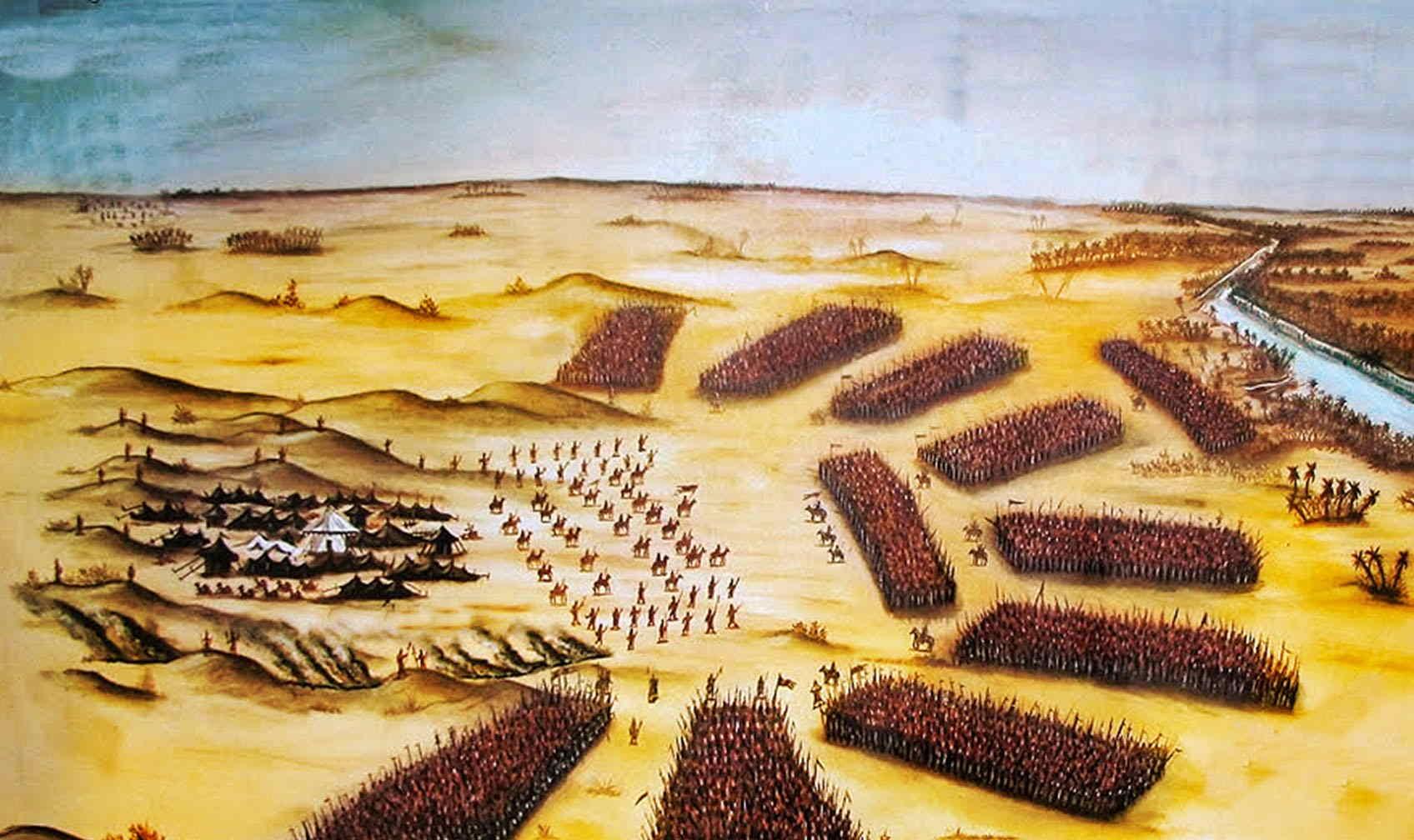 رجز خوانی در فرهنگ عرب و رجزهای عاشورایی