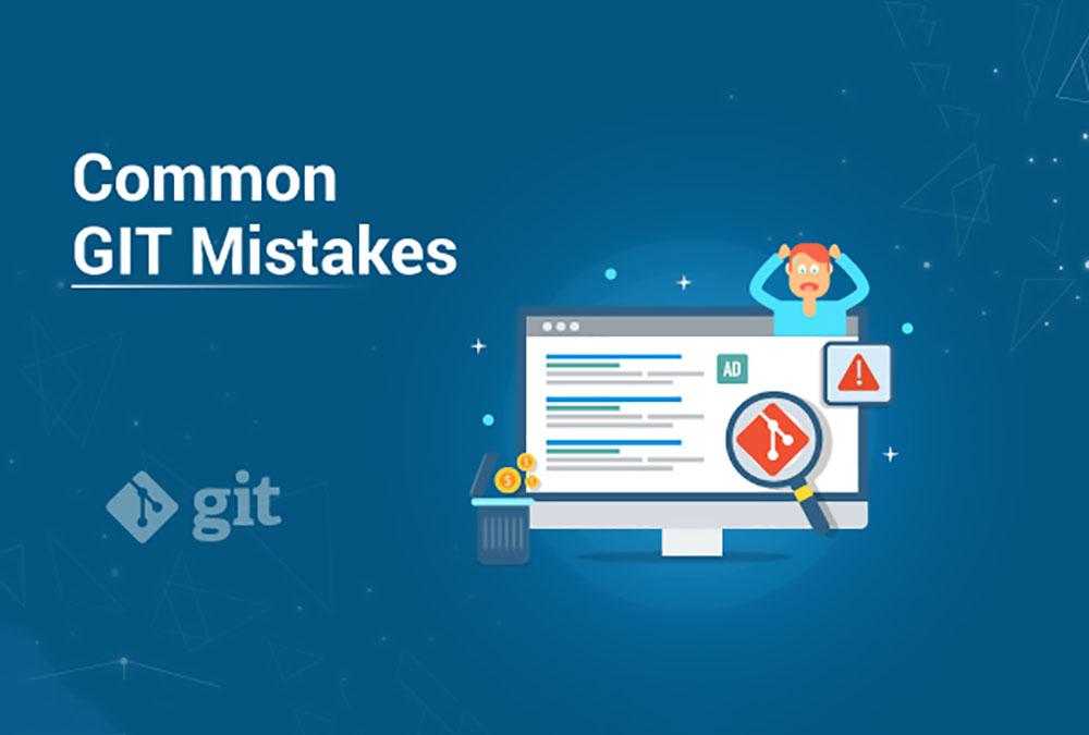 اشتباهات ساده Git که نباید انجام بدهید   راهنمای کاربردی