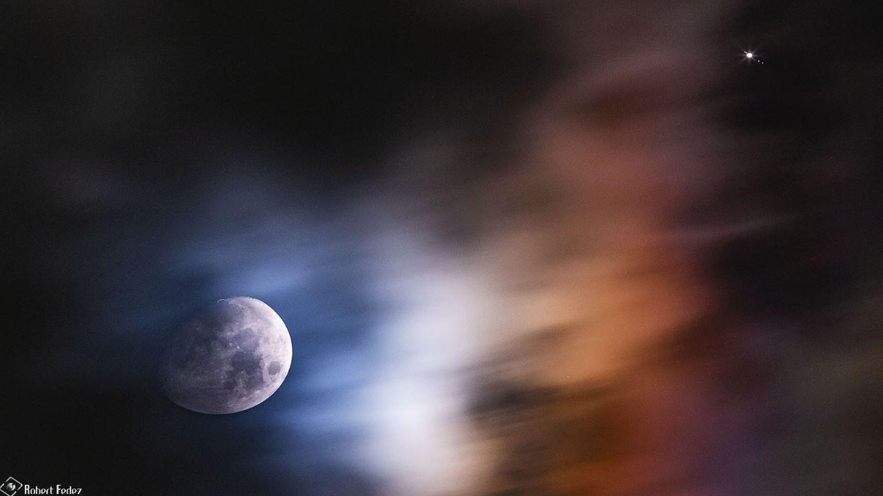 مشتری و قمرهای گالیله ای — تصویر نجومی