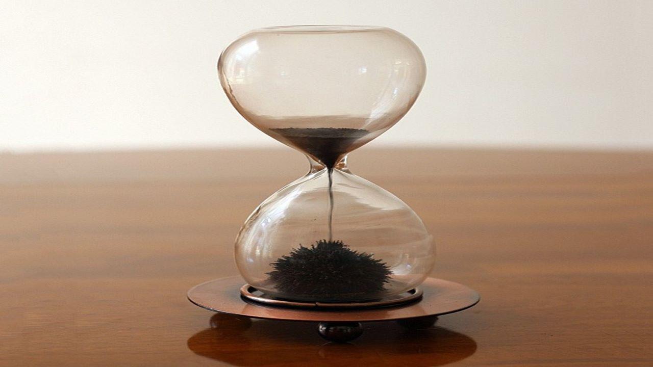ساعت شنی مغناطیسی — ویدیوی علمی