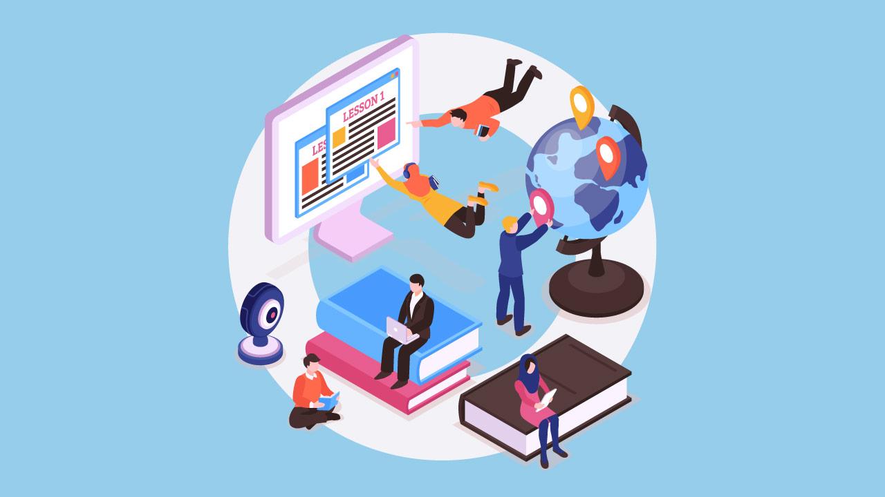برگزاری و مدیریت کلاس های آنلاین | راهنمای کاربردی