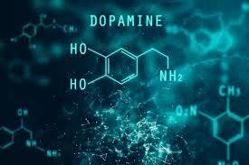 افزایش میزان دوپامین در مغز