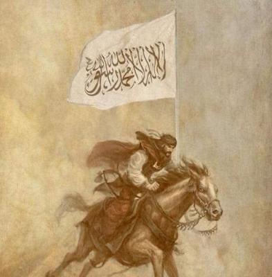 رجز خوانی در اسلام