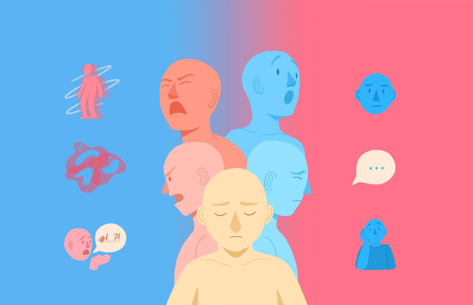 روان پریشی و اسکیزوفرنی — از علائم و نشانه ها تا روش های درمان