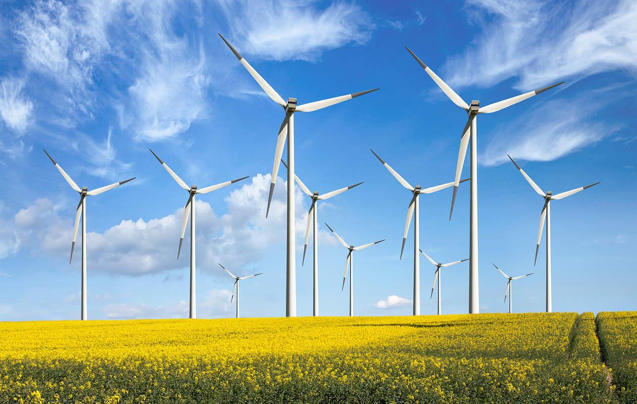 توربین بادی — به زبان ساده