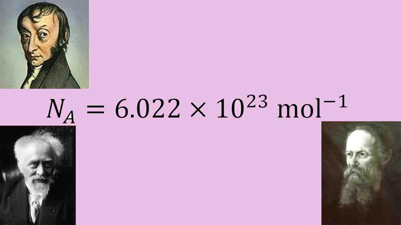 عدد آووگادرو — به زبان ساده