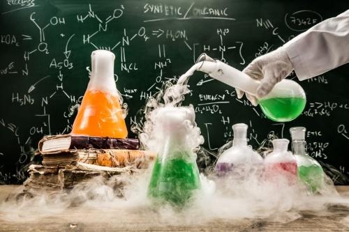 معادله شیمیایی