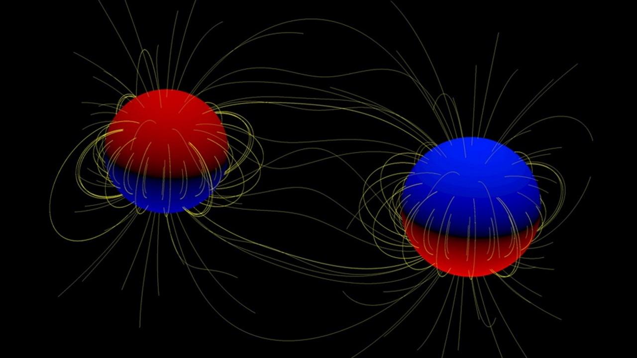 خطوط میدان الکتریکی | به زبان ساده