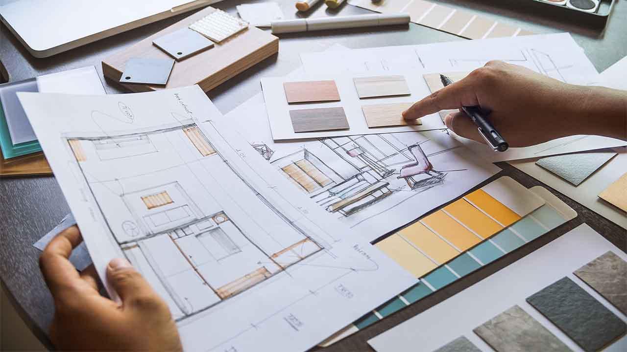 رشته معماری داخلی | معرفی، حقوق و درآمد و بازار کار