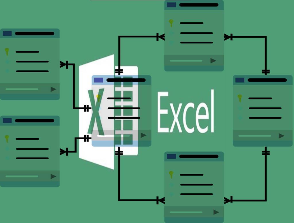 ایجاد بانک اطلاعاتی در اکسل — راهنمای کاربردی