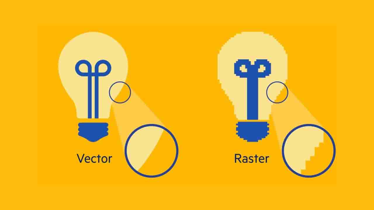 وکتور چیست ؟ | کاربردهای وکتور — به زبان ساده (+فیلم آموزش رایگان)