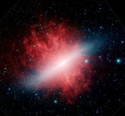 کهکشان سیگار