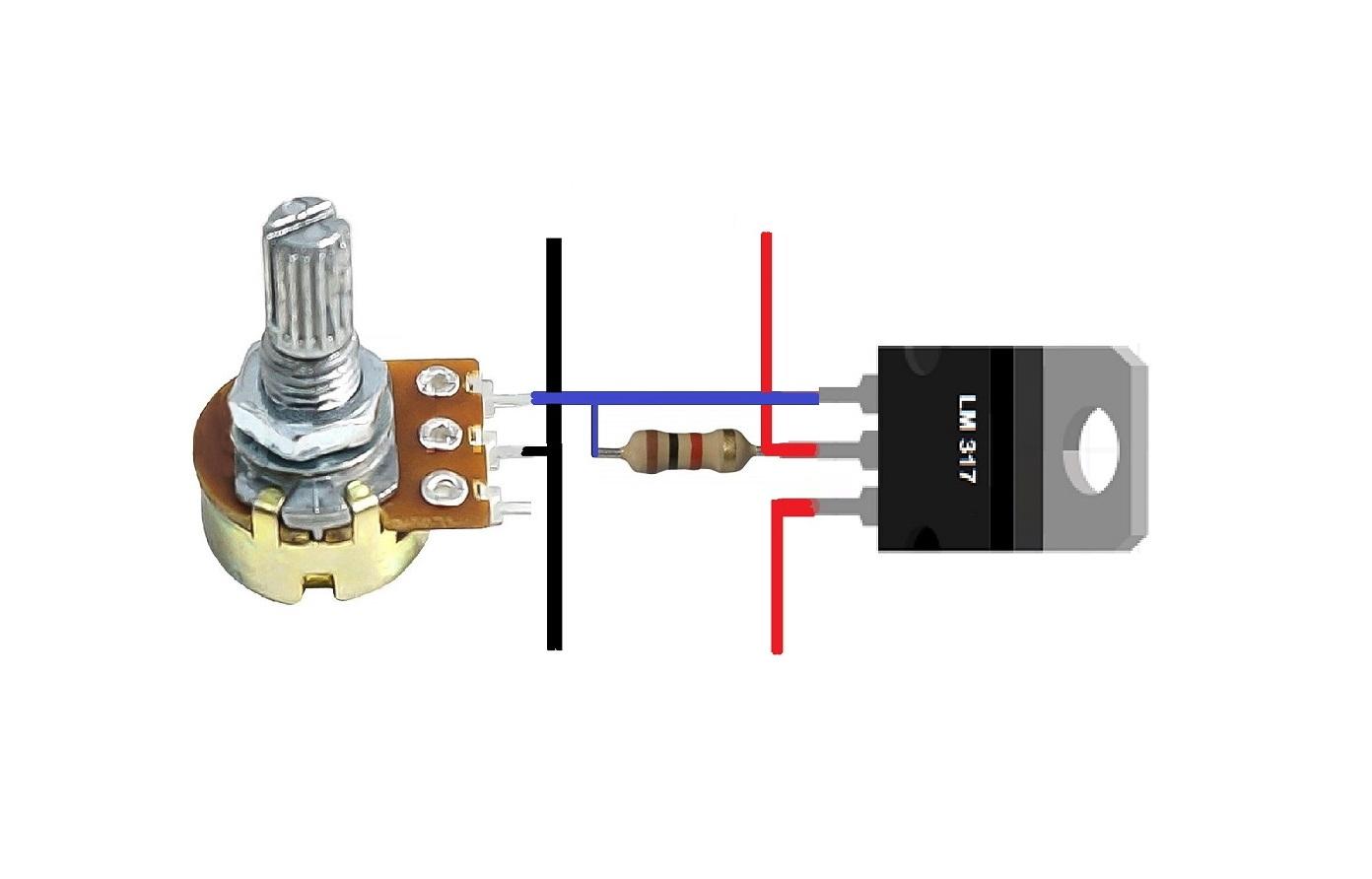 رگولاتور ولتاژ متغیر چیست و چگونه کار میکند؟ | به زبان ساده