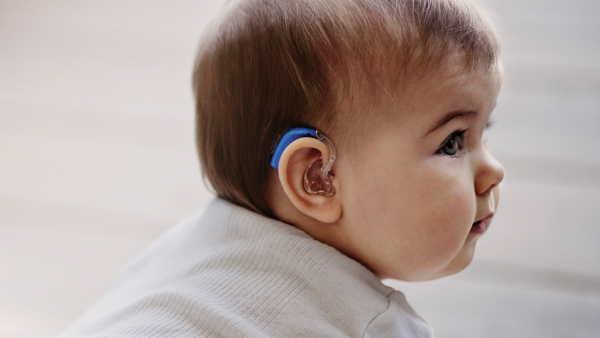 ناشنوایی در نوزادان