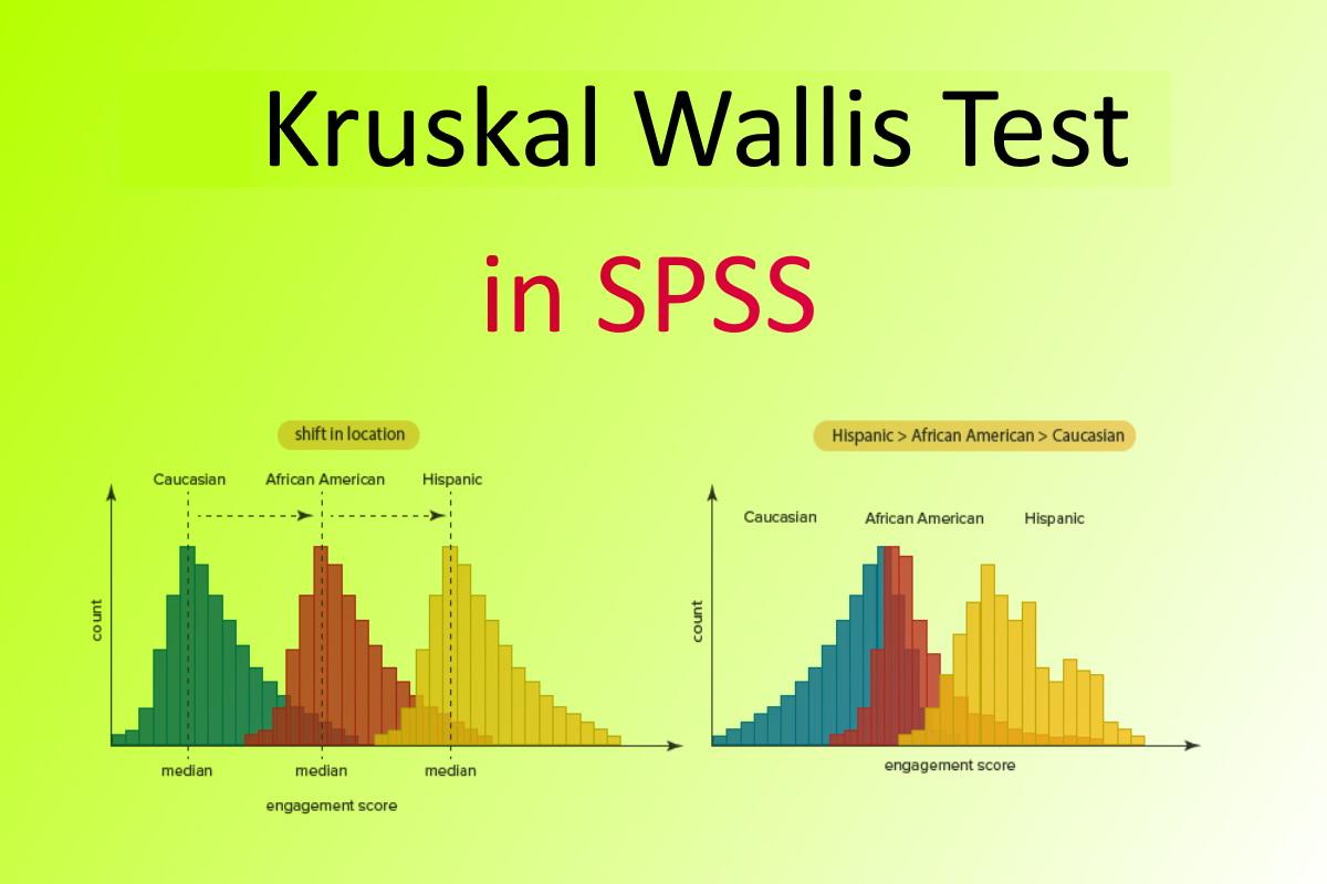آزمون کروسکال والیس در SPSS | راهنمای گام به گام