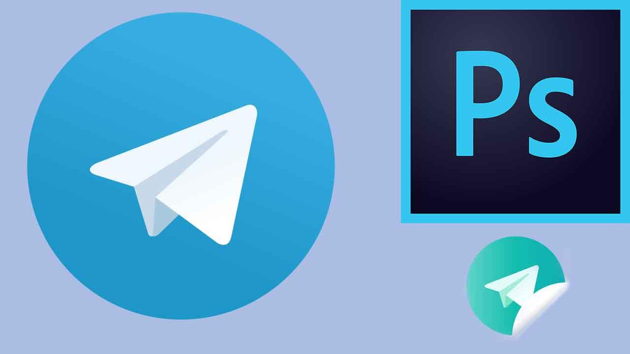 ساخت استیکر تلگرام (+ فیلم آموزش گام به گام رایگان)