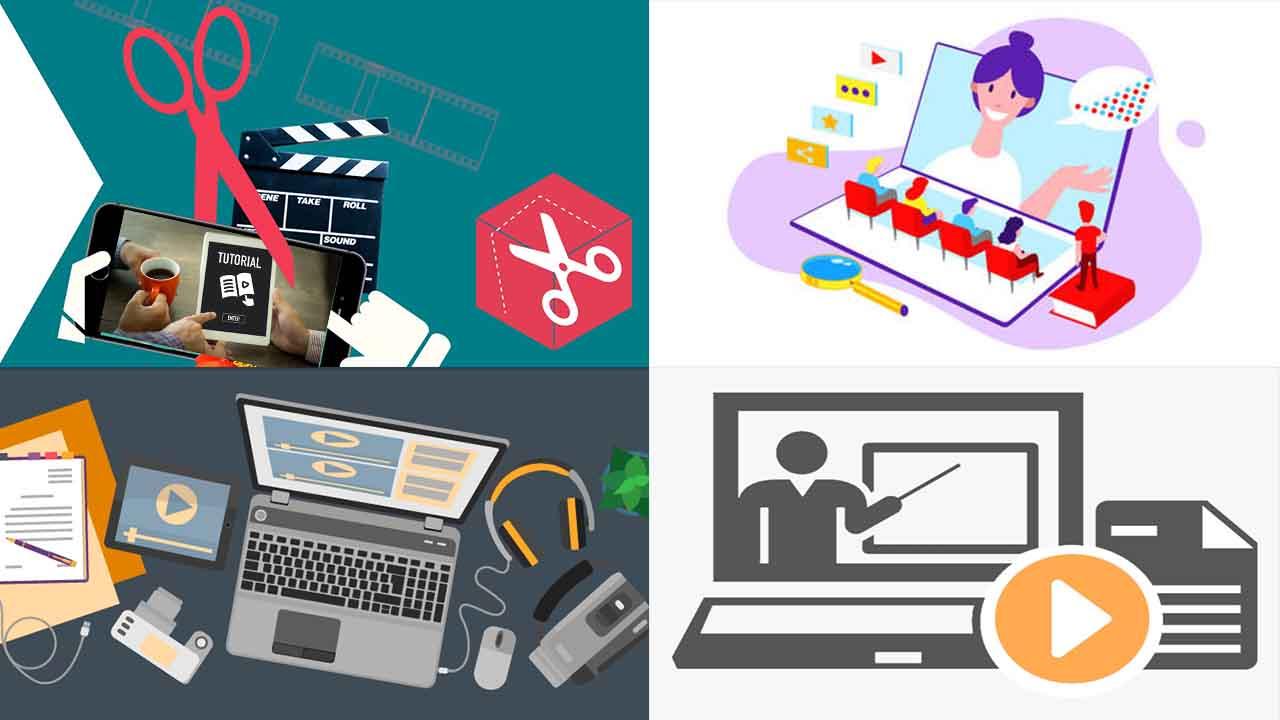 ساخت ویدیو آموزشی — راهنمای تولید محتوای آموزشی موفق و درآمدزا