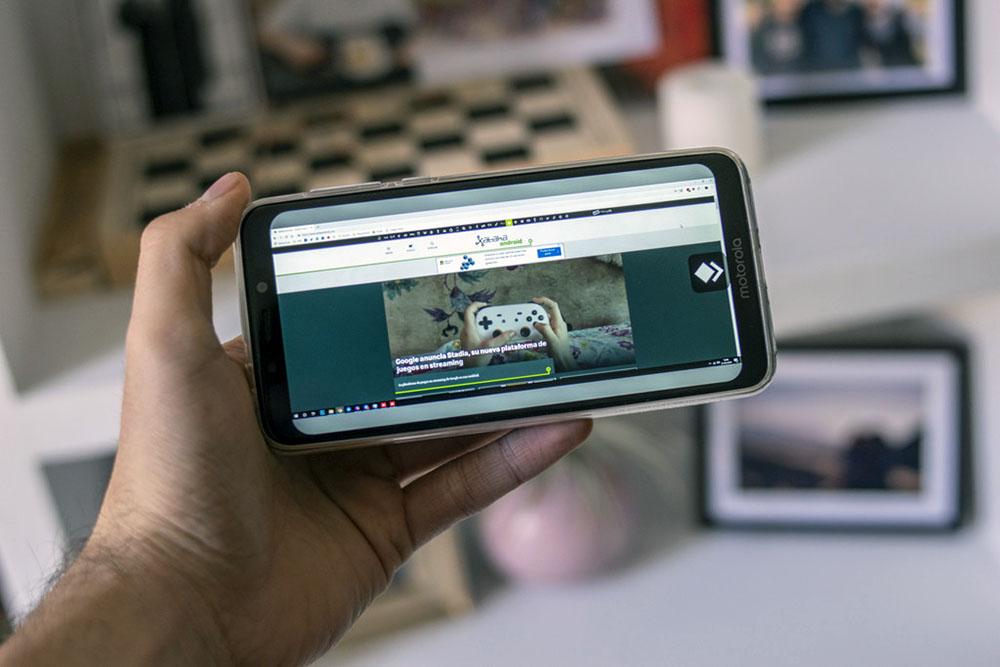 کنترل از راه دور کامپیوتر با AnyDesk موبایل — گام به گام و تصویری