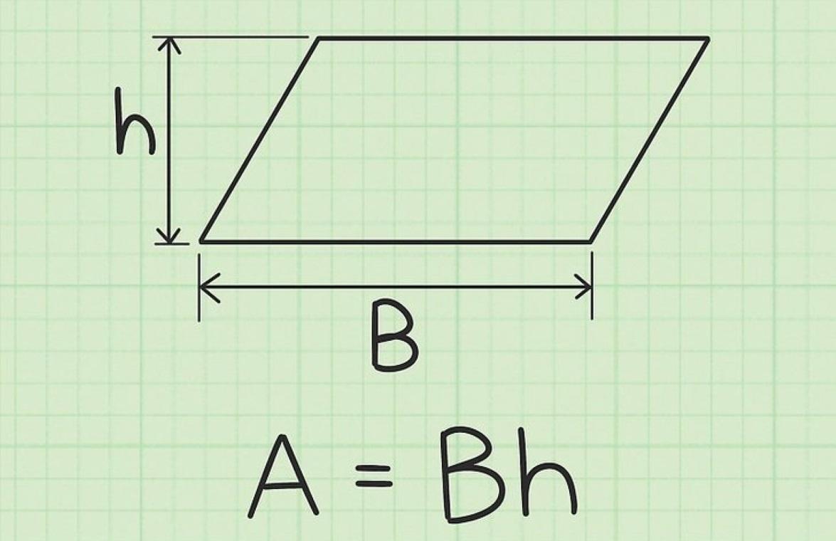 مساحت متوازی الاضلاع و محاسبه آن | به زبان ساده
