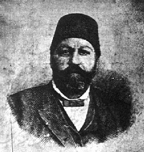 میرزا حبیب اصفهانی