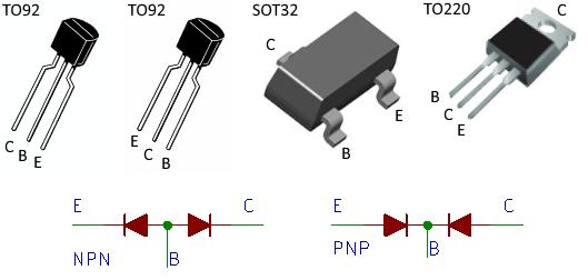 تست ترانزیستور