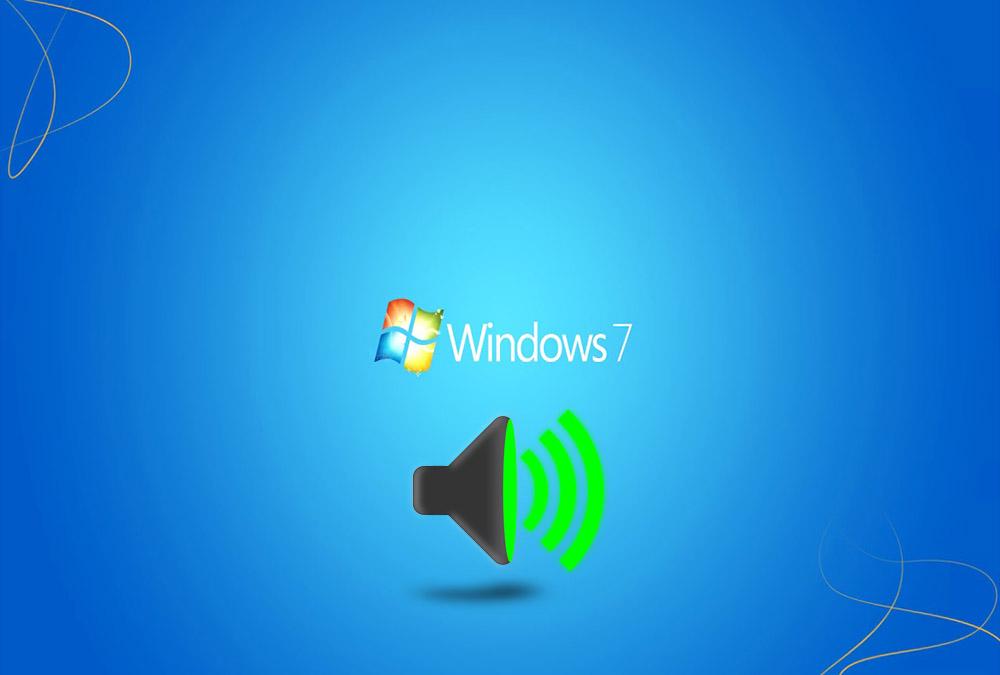 تنظیمات صدا در ویندوز ۷ — راهنمای کامل و تصویری