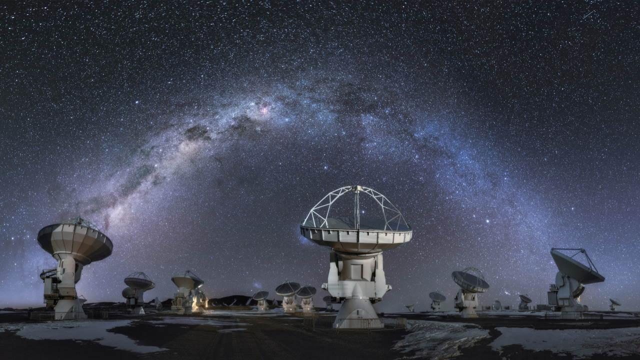 اجزای کهکشان راه شیری | هر آنچه باید بدانید