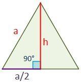 مثلث متساوی الاضلاع