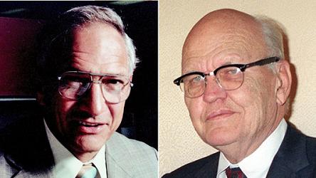 جک کیبلی و رابرت نویس