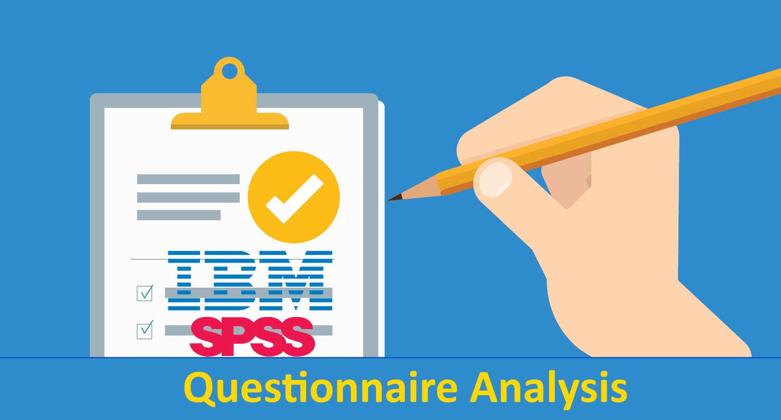 تحلیل پرسشنامه با SPSS — راهنمای کاربردی