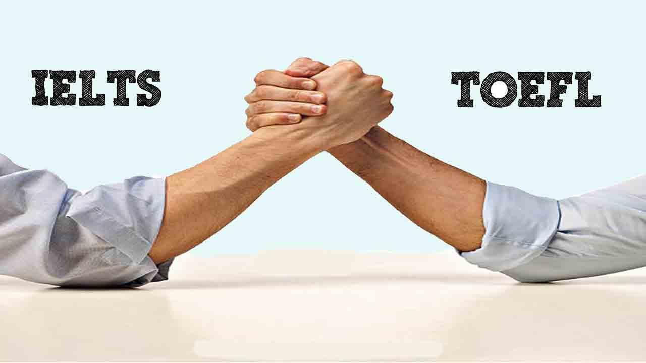 تفاوت تافل و آیلتس چیست | کجا کدام بهتر است؟ — مقایسه جامع