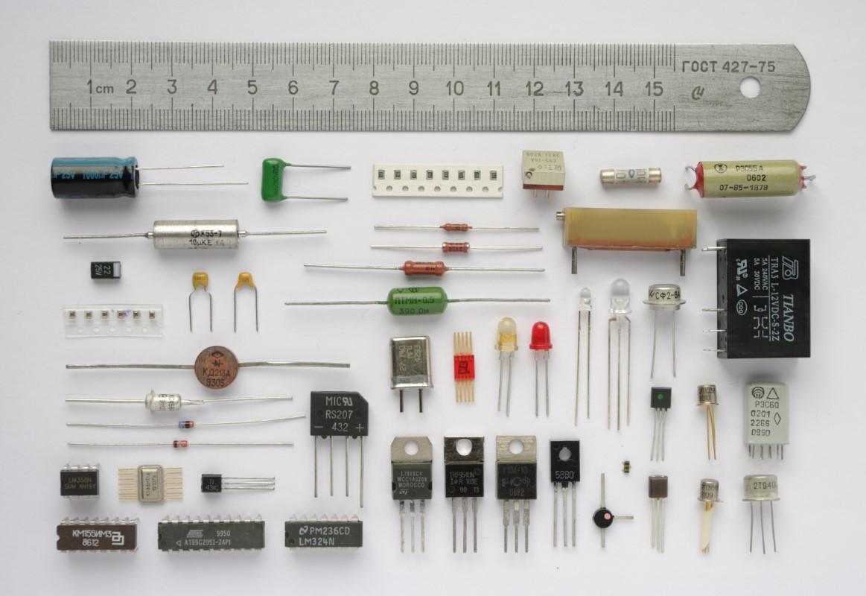 قطعات الکترونیکی | معرفی جامع و کاربردی به زبان ساده