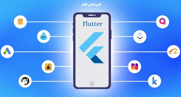 تصویر مربوط به کاربردهای فریمورک فلاتر (Flutter)
