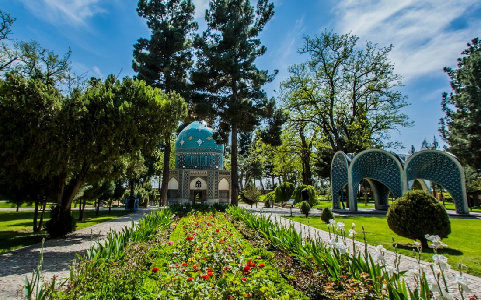 آرامگاه عطار در نیشابور