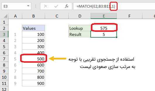 basic approximate match