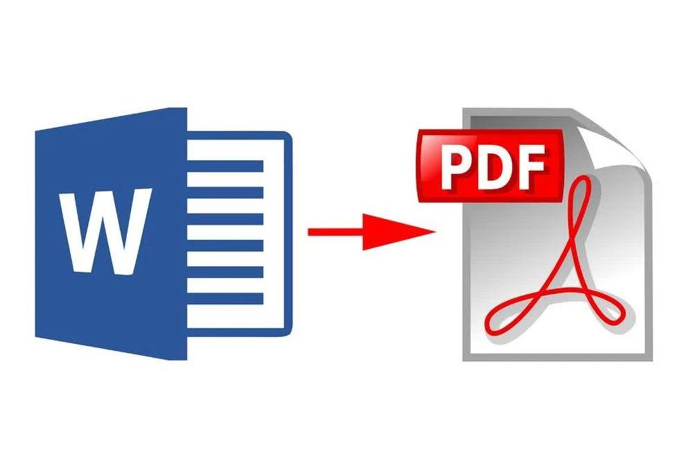چگونه ورد را به PDF تبدیل کنیم ؟ | تصویری و گام به گام