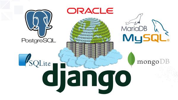 پایگاه داده های رسمی جنگو django در مطلب آموزش django