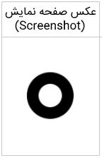 تصویر خروجی کد مربوط به قانون رنگ آمیزی evenodd در آموزش Canvas
