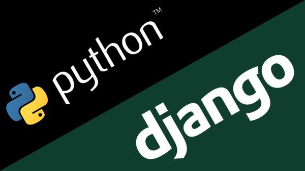 تصویر مربوط به ارتباط پایتون و جنگو لوگوهای Python و Django در مطلب آموزش django